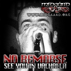 No Remorse - See You In Valhalla - CD