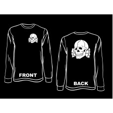 Death Head- Long Sleeve Shirt