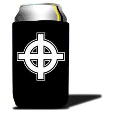 Beer Koozie - Celtic Cross