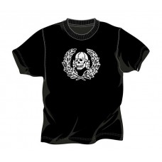 Death Head/Laurel T-Shirt