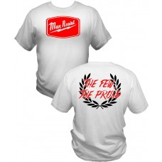 "Max Resist  ""The Few The Proud"" T-Shirt White"