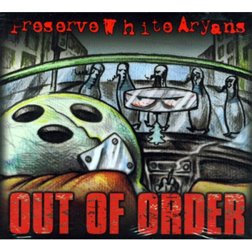 P W A  - Out Of Order   Game Over - CD